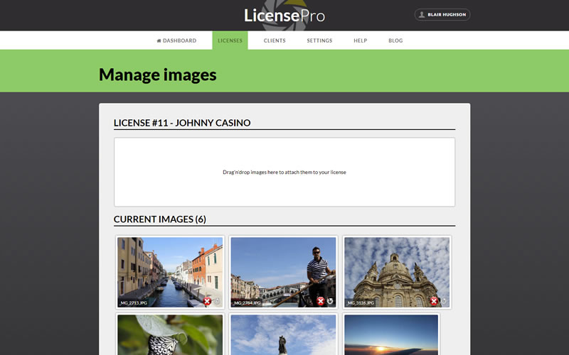 LicensePro screenshot